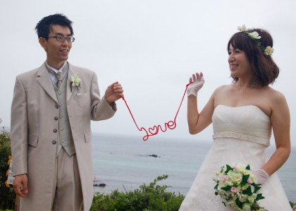 角島ロケーションフォトは人気です