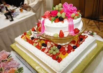 萩本陣で結婚式