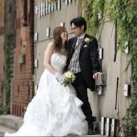 結婚写真と映像