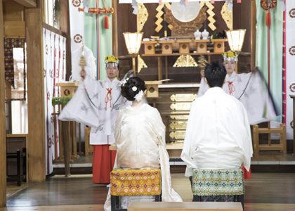 神社挙式プラン