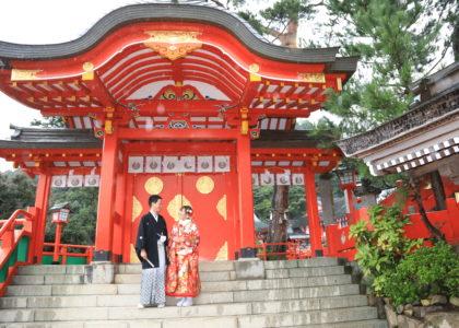 津和野太鼓谷稲荷神社