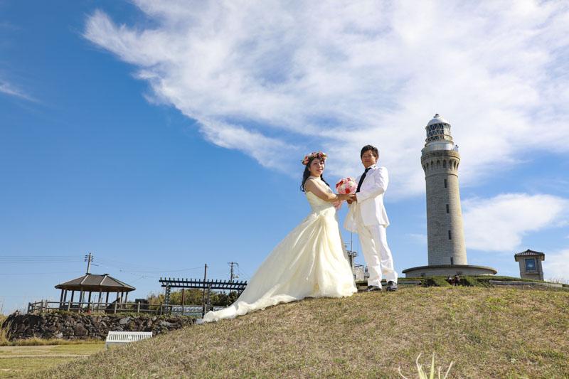 山口 結婚写真 前撮り